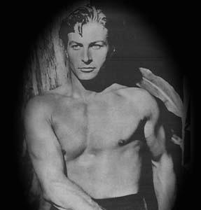 lex barker height