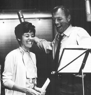 Lex with Caterina Valente